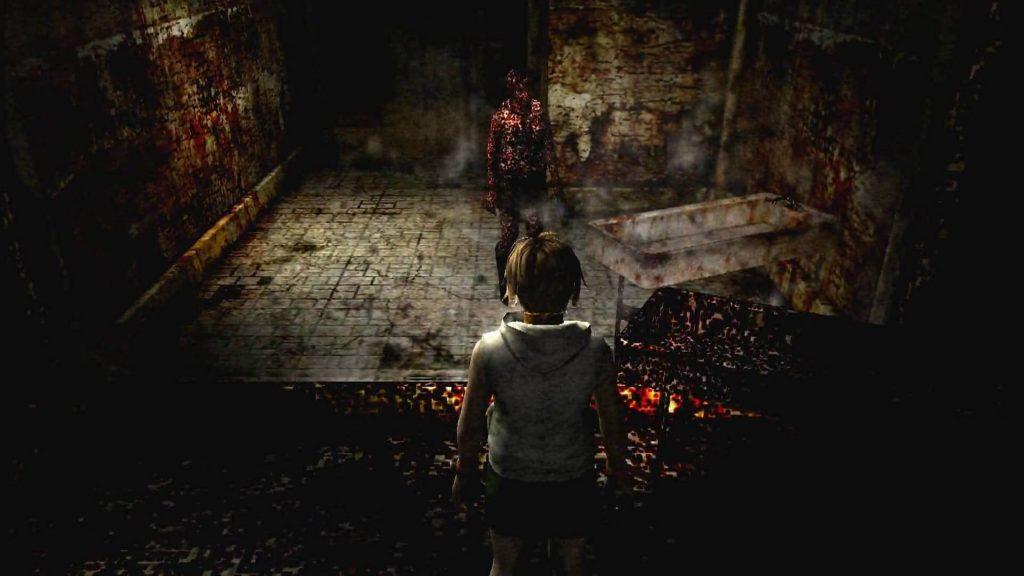 Комната с зеркалом (Silent Hill 3)