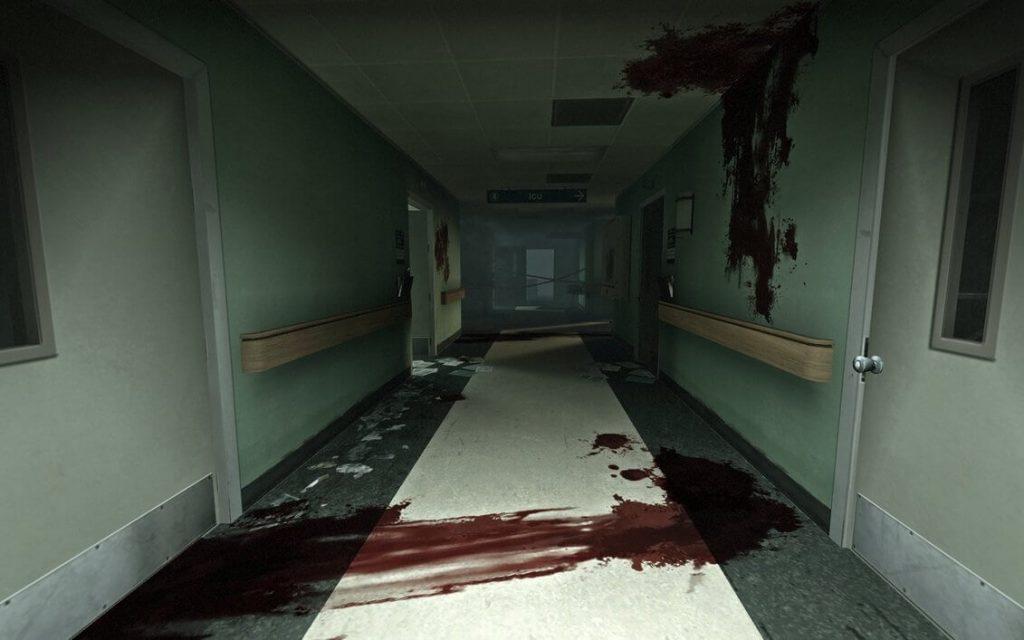 Коридор начальной школы (Fear 2)
