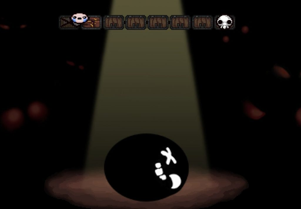 The Binding of Isaac: Afterbirth Ash