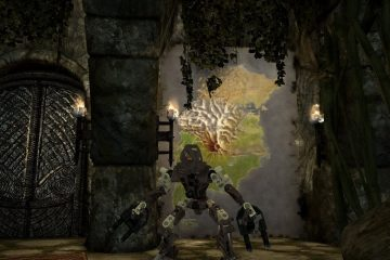 The Elder Scrolls V: Skyrim Bionicle Toa Races