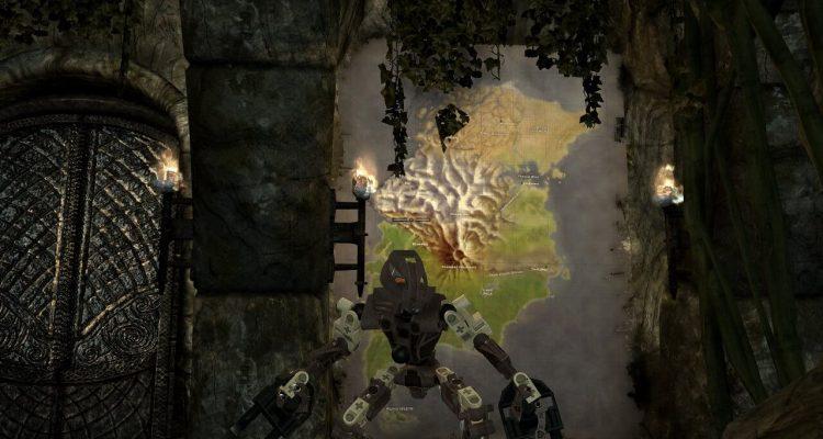 The Elder Scrolls V: Skyrim Bionicle Toa Races