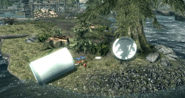 The Elder Scrolls V: Skyrim Bionicle Weapons