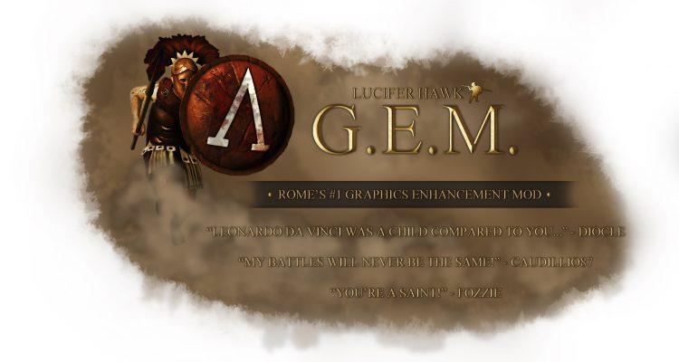 Total War: Rome II Graphics Enhancement Mod