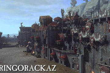 Total War: Warhammer 2 Dringorackaz, Dwarfs/Greenskins Map Pack