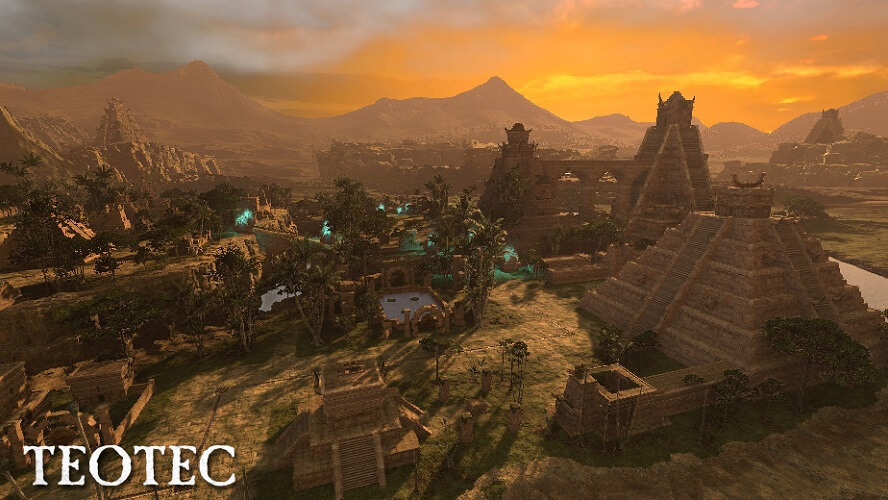 Total War: Warhammer 2 GCCM: Mortal Empires