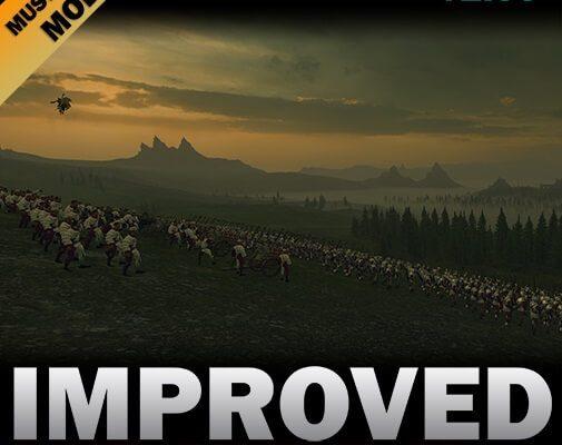 Total War: Warhammer 2 Improved Battle Weather (Grim & Dark)