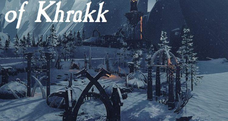 Total War: Warhammer 2 Tower of Khrakk by Kazad