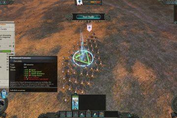 Total War: Warhammer 2 Unit Formations