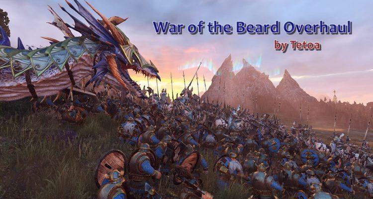 Total War: Warhammer 2 War of the Beard Overhaul
