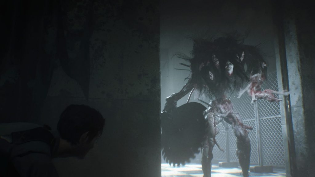 Страж (The Evil Within 2)