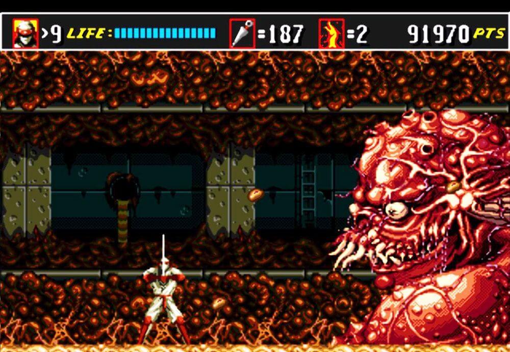 Гидра (Shinobi III: Return of the Ninja Master)