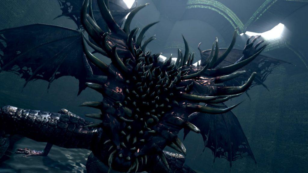 Разверстый Дракон (Dark Souls)