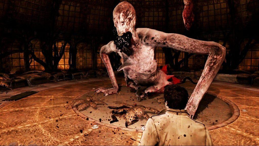 Могильщик (Silent Hill: Homecoming)