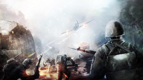 В Battlefield V может появиться «королевская битва»