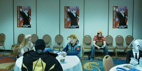 Веб-сериал о непристойной аниме-конвенции