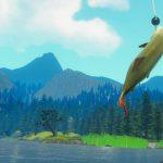 VR рыбалка немного глючит, но все еще прекрасно расслабляет