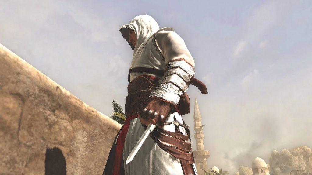 Скрытый клинок – Assassin's Creed