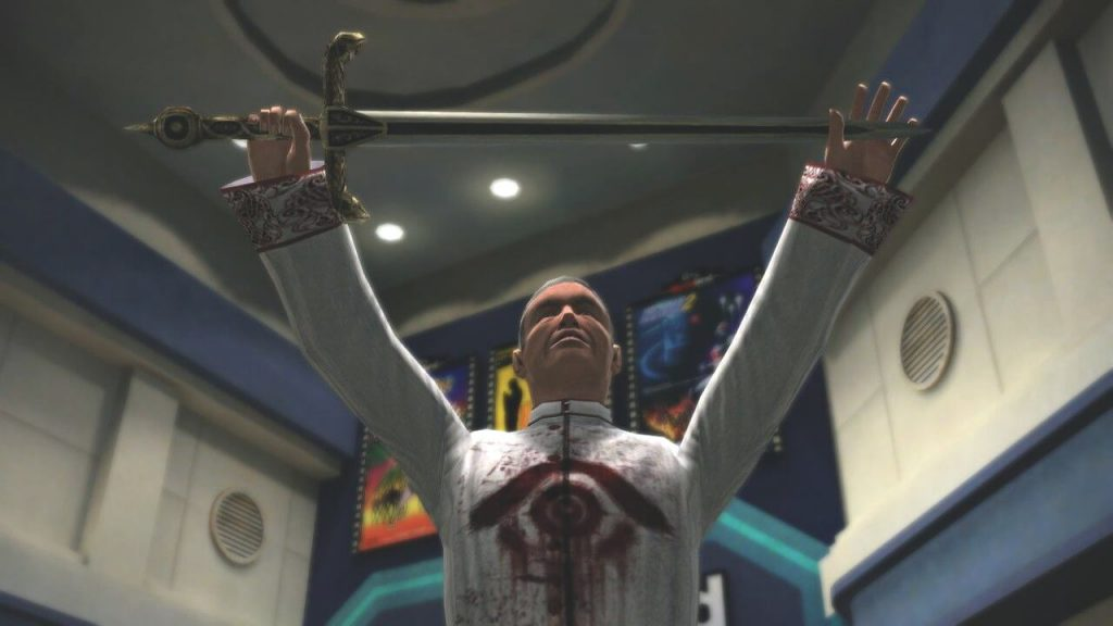 Церемониальный меч – Dead Rising