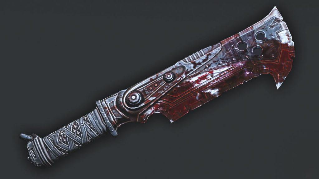 Нож Мясника – Gears of War