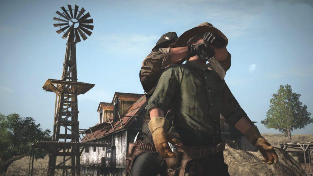 Охотничий нож Марстона – Red Dead Redemption
