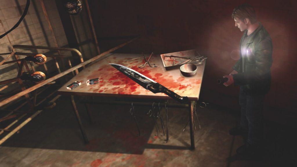 Великолепный нож – Silent Hill