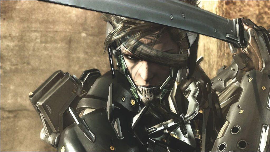 Высокочастотное лезвие – Metal Gear Rising: Revengeance