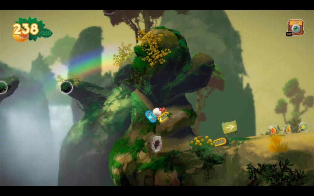 Обзор игры Yoku's Island Express