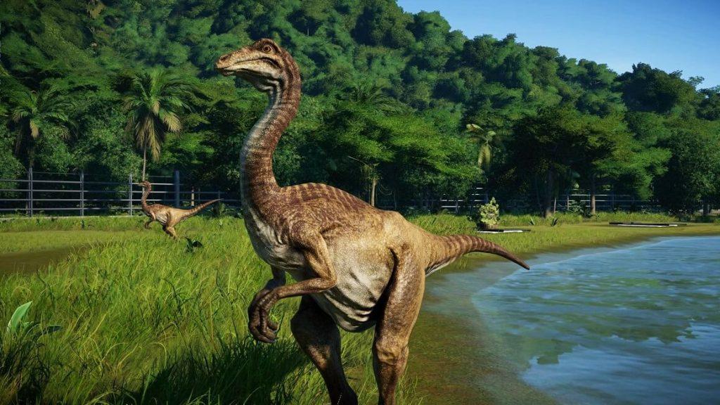 Управление динозаврами