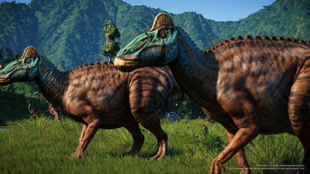 Поведение динозавров