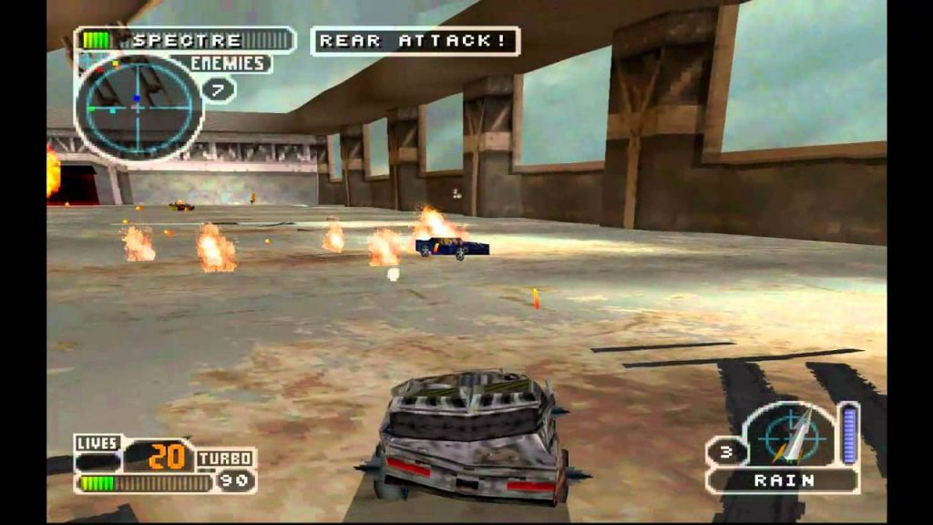 Twisted Metal III (PS1)