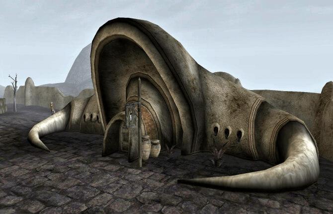 Обезглавить Гильдию воров/Убить главного вора - Morrowind
