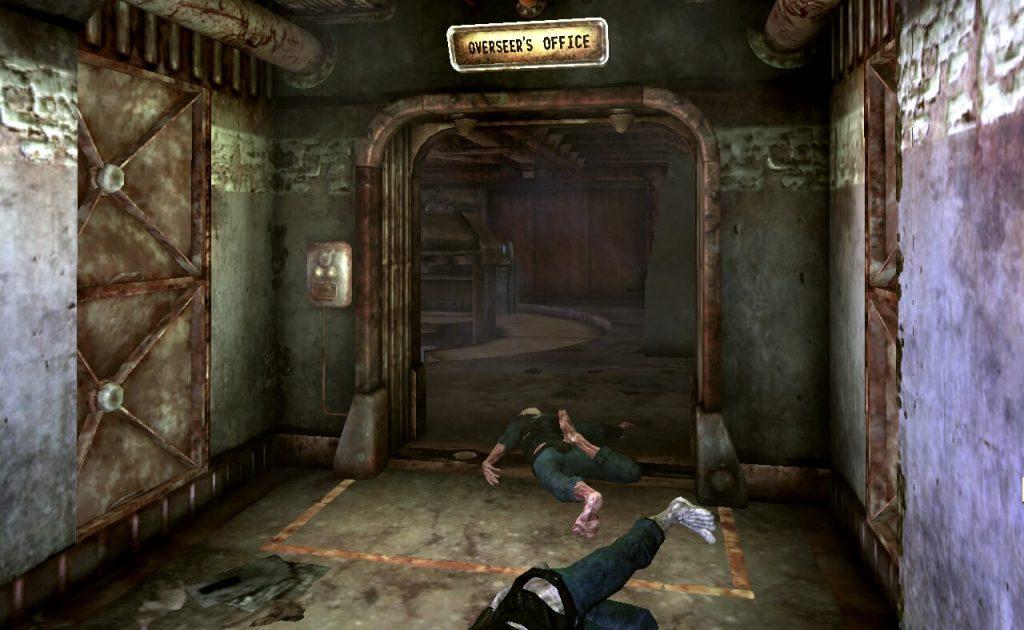 Убежище 34 (Fallout: New Vegas)