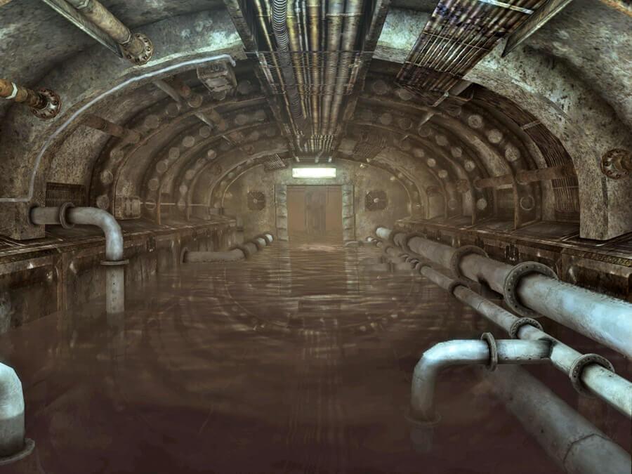Убежище 92 (Fallout 3)