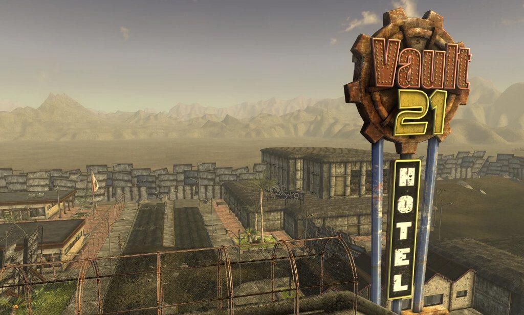 Убежище 21 (Fallout: New Vegas)