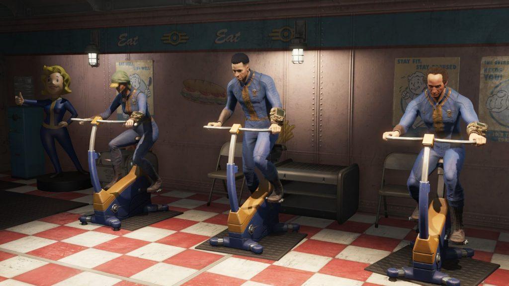 Убежище 88 (Fallout 4: Vault-Tec Workshop)