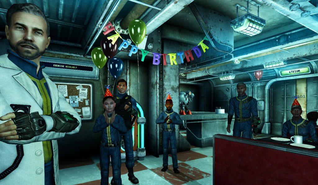 Убежище 101 (Fallout 3)