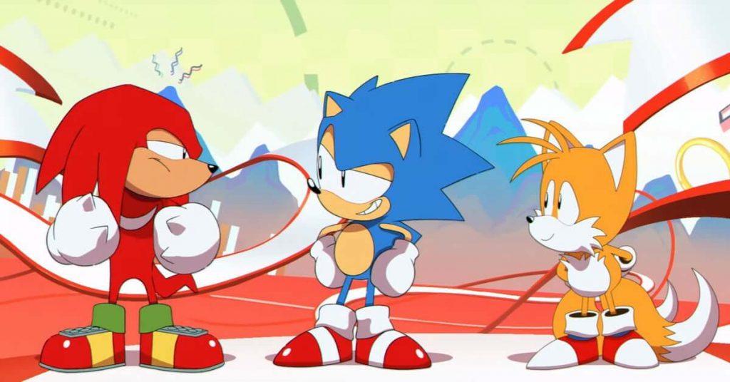 Sonic Mania – Оживление