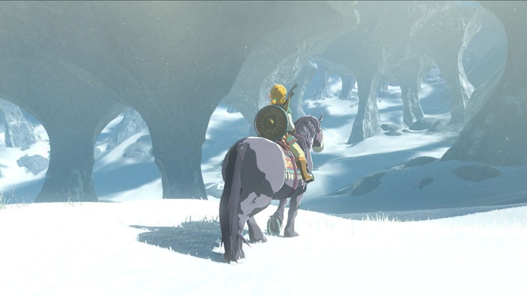 The Legend of Zelda: Breath of the Wild – Музыкальное подсказки сопровождение