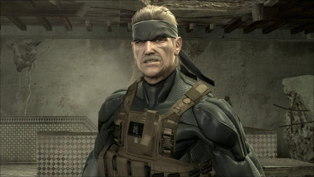 Metal Gear Solid 4 – Очень много вернувшихся персонажей