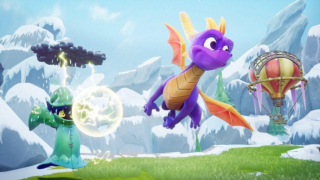 Crash N.Sane Trilogy – Подтрунивание над Spyro Reignited