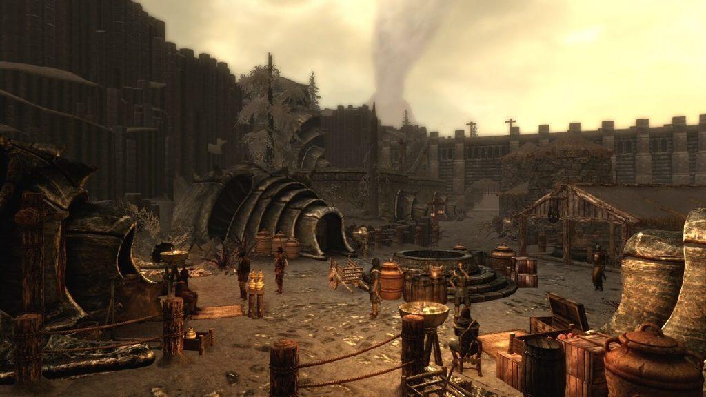 Дополнения Skyrim – Солстхейм