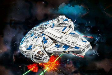 Лучшие наборы Лего по Звёздным войнам