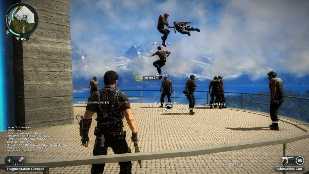 Just Cause 2 Multiplayer – Just Cause 2