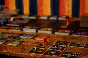 5 лучших одиночных настольных игр