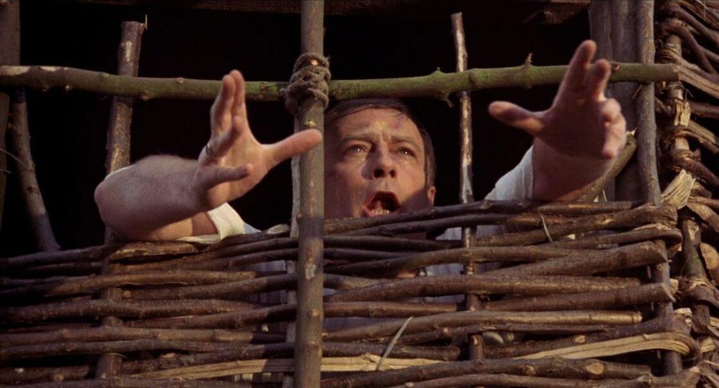 Плетёный человек (1973)