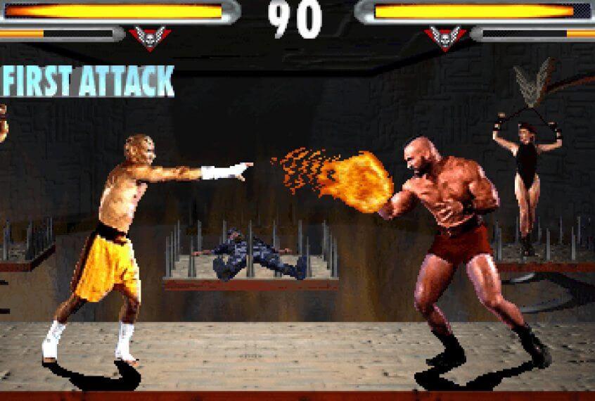 14 всеми забытых и отстойных клонов Mortal Kombat