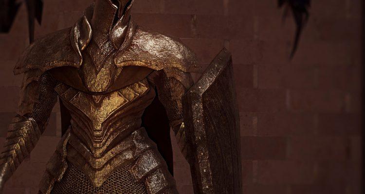 Косметический ремонт графики в Dark Souls Remastered