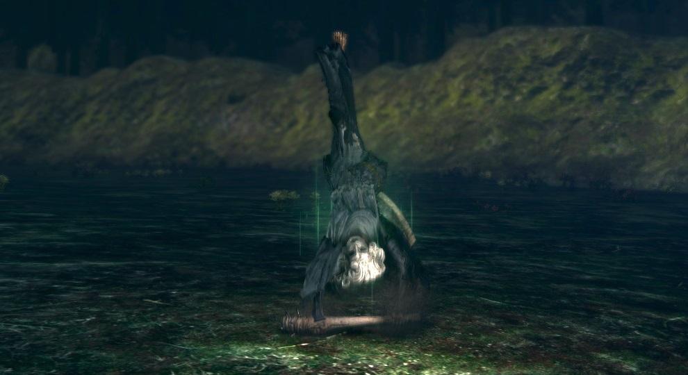 С модом Rolly Souls для Dark Souls игрок сможет передвигаться лишь перекатами