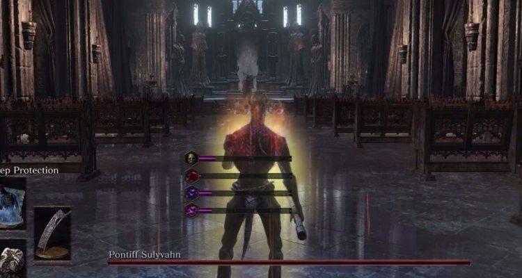 Садистский мод делает Dark Souls ещё сложнее с помощью серий дебаффов