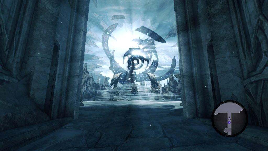 Вы можете играть в Darksiders 2 в режиме от первого лица, благодаря этому моду